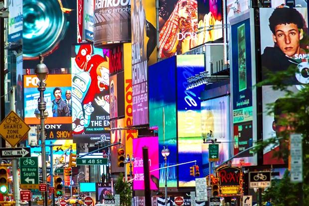 Reklamná slepota VS reklamná kampaň.