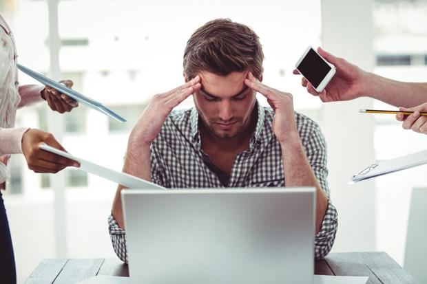 Pracovný stres