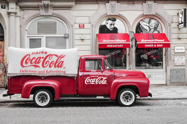 coca cola, drink, commercial