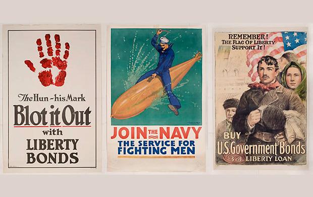 navy, propaganda, poster