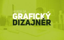 Hľadá sa grafický dizajnér