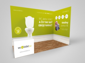 WC+Bidet 2v1 - výstava