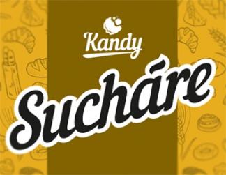 KANDY - rusks