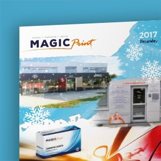 Magic Print - letáky