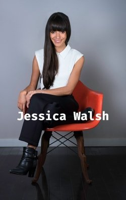 Jessica Walsh a jej dizajnérsky sen