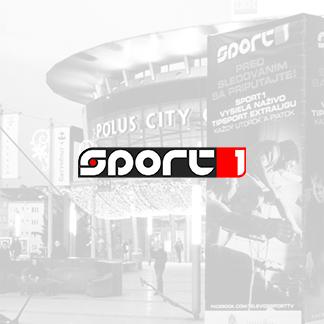 Sport1 - Guerilla kampaň