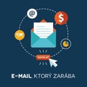 E-mail, ktorý zarába