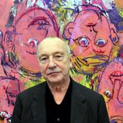 Georg Baselitz - Hlavou dole