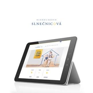Bernolákovo Slnečnicová - webstránka
