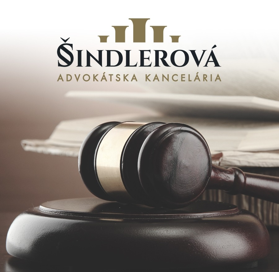 Advokátska kancelária Šindlerová - Corporate Identity